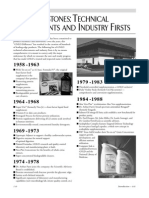 GNLD Industry firsts.