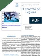 Informe Ejecutivo - El Contrato de Seguros