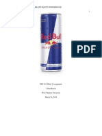 Red Bull Case Study