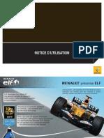 RENAULT Espace III Notice Mode Emploi Guide Manuel PDF
