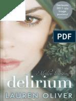 Lauren Oliver - Delirium (Lt)