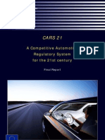 Cars 21 Final Report -English