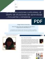 !Er Congreso Internacional de Educ Inclusiva Paty Frola CD Obregon SON