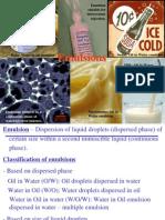 Emulsion (1)