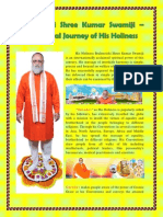 Brahmrishi Shree Kumar Swamiji