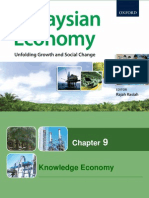 Topic 9 Knowledge Economy & Human Resources Development in Malaysia 2