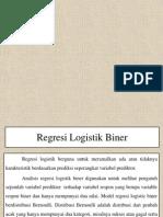 Regresi Logistik Biner