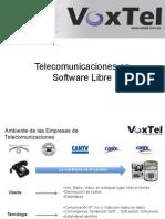Telecomunicaciones SW Libre