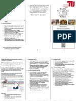 Checklist En TUB