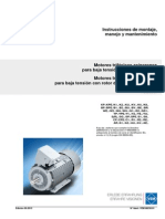 Motores Trifásicos Asíncronos - Montaje y Mantenimiento