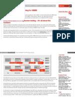 Www Rittmanmead Com 2014 01 Automated Regression Testing For