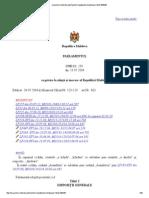 COD Nr. 259 Cu Privire La Ştiinţă Şi Inovare Al Republicii Moldova