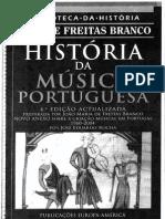 Historia Da Música Portuguesa