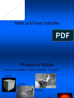 Heat and Heat Transfer Phy 3