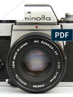 Minolta XE 1