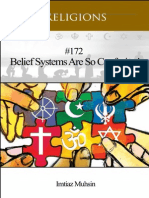 172 Belief Systems Are So Confusing