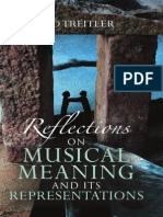 Reflections on Musical Meaning and Its Representations GOOGLE REVER