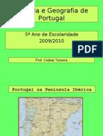 3 - OS POVOS QUE VIVERAM NA PENÍNSULA IBÉRICA - CONSOLIDAÇÃO DE CONHECIMENTOS