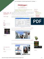 Menggunakan Tool Auto Blend dengan Photoshop CS3 - •Webblogger• ○ ♂ ○