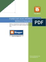 Asas Membina Sebuah Blog VersiIII_2012