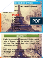 Recorriendo PARIS