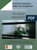 Despouy Leandro - Los Derechos Humanos Y Los Estados de Excepcion