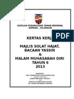 muhasabah 2013