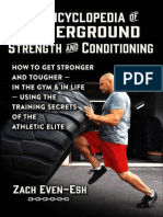 The Encyclopedia of Underground Strength and Conditioning