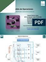 1. Planificacion Control Operacion