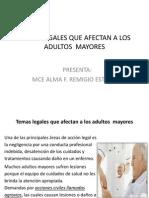 Temas Legales Que Afectan a Los Adultos Mayores - Copia