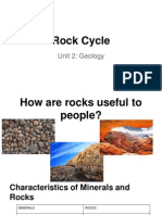 5 rock cycle