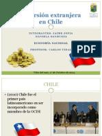 Inversión Extranjera en Chile
