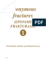 Eponymous Fractures 1