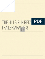 The Hills Run Red