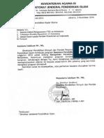 BEASISWA PENDIDIKAN KADER ULAMA ( PKU ) TAHUN 2014