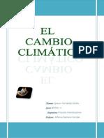 1ºESO a Nº19 Cambio Climático