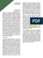 Flotabilidad y La Flotación de Separación de Materiales Poliméricos Modulada
