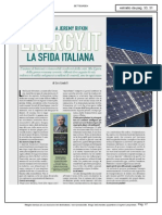 15 12 11 Intervista Rifkin Energy.it La Sfida Italiana