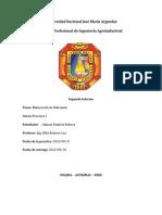 2 Informe de Elaboración de Hidromiel
