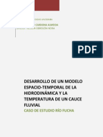 Desarrollo de un Modelo Espacio Temporal de la Hidrodinámica y la Temperatura de un Cauce Fluvial.pdf