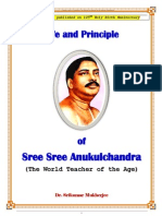 Life and Ideology of Sree Sree Anukulchandra