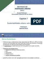 Apresentação Dados_Cap.7_Bairros Sustentáveis_Livro Urbanismo Sustentável.