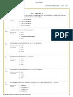 Quiz 3 Ecuaciones Diferenciales