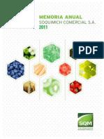 Sqmc Comercial Memoria 2011