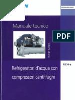 manuale tecnico centrifughi