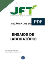 Apostila Laboratório de Mecanica Dos Solos