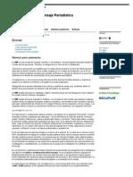 Requisitos de Publicación