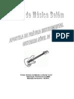 Apostila Guitar Nível 01