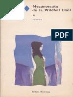 Anne Bronte - Necunoscuta de la Wildfell Hall (vol 1).pdf
