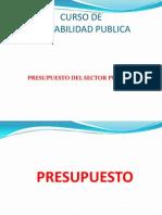 3ra Sesion Presupuesto Del Sector Publico[1]